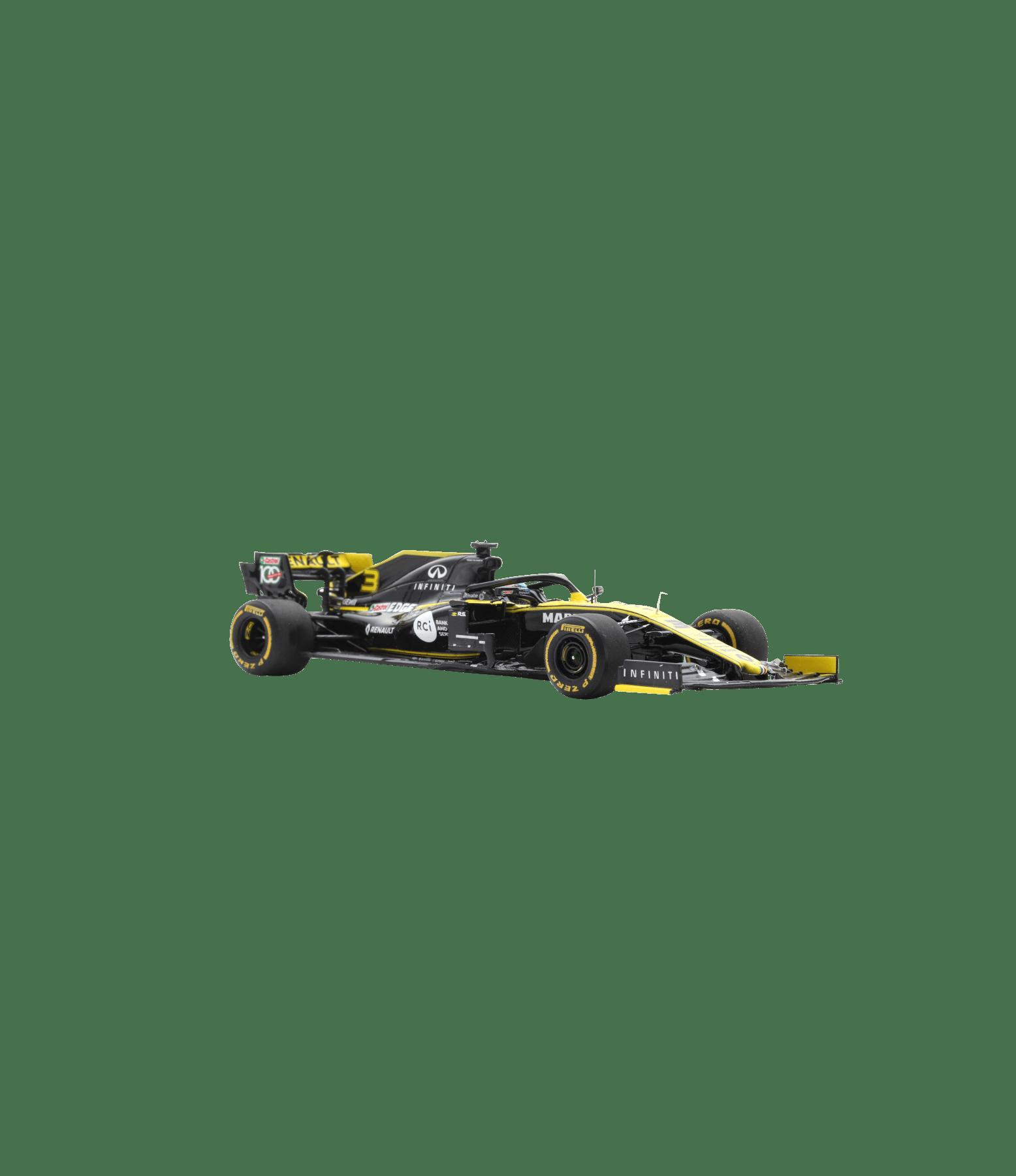 RENAULT F1® Team 2019 R.S.19 #3 Daniel Ricciardo Model Car