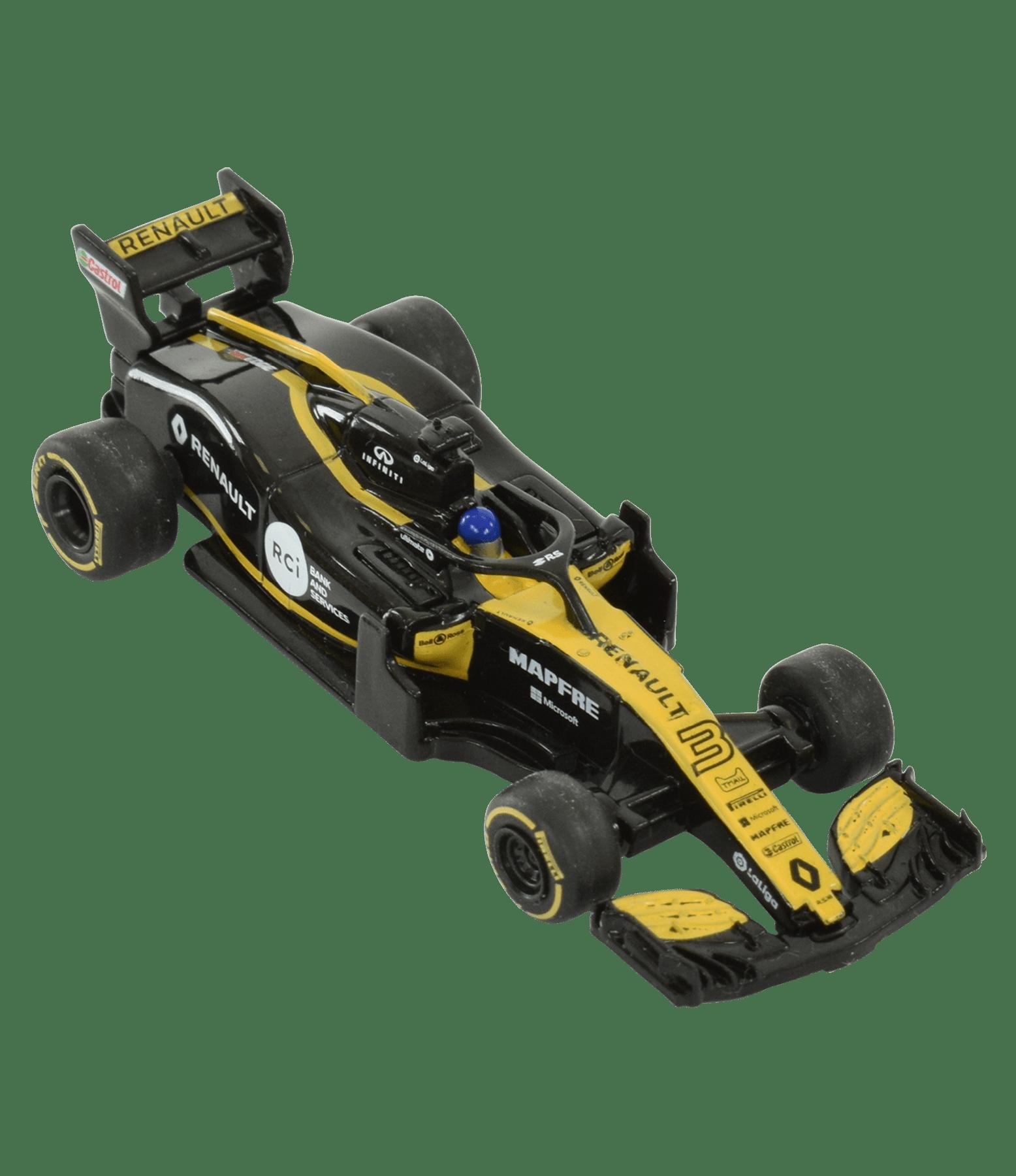 Renault Formula 1: RENAULT F1® Team 2019 R.S.19 #3 Daniel Ricciardo Model Car