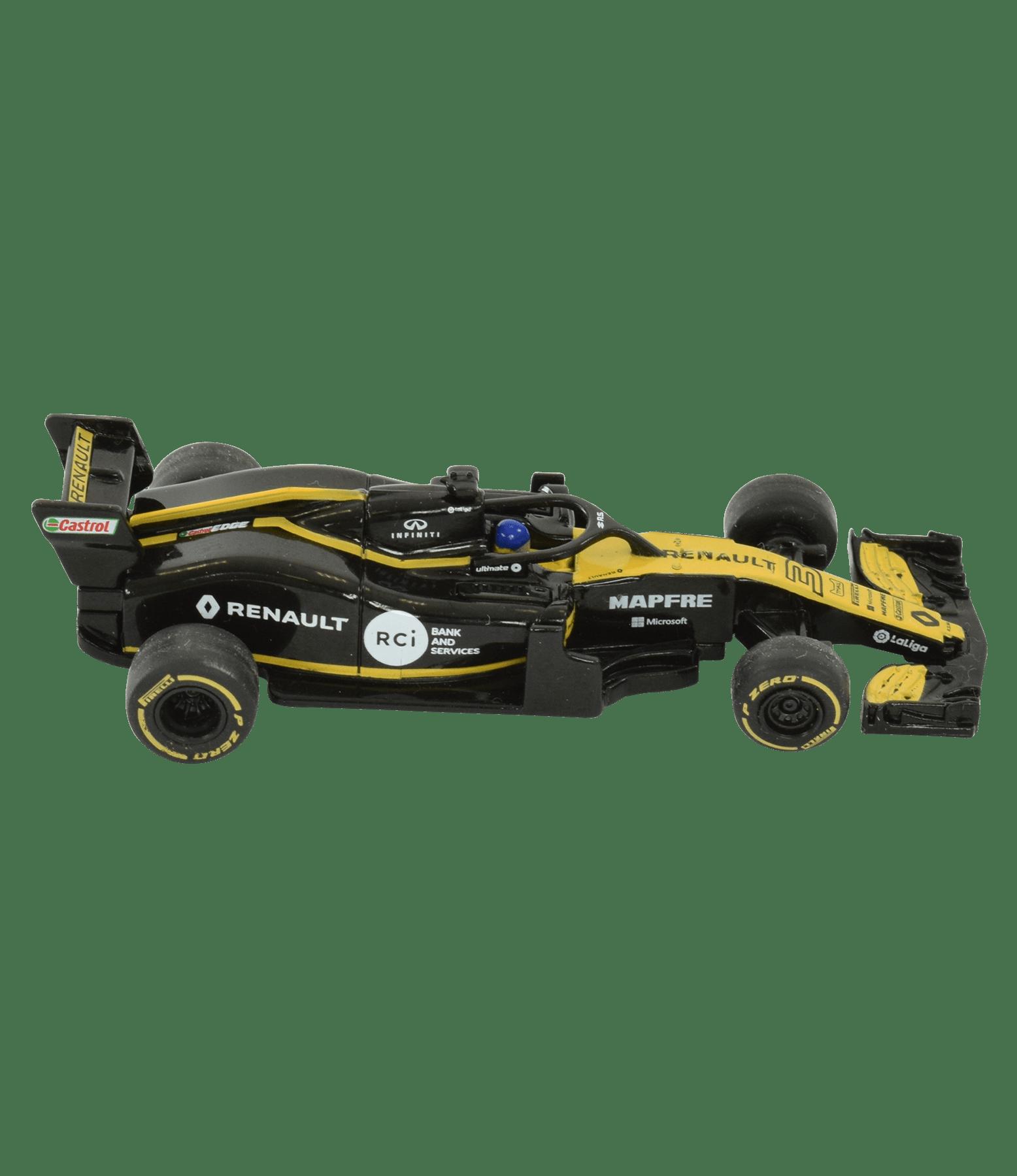 2019 F1 Renault R S 19: RENAULT F1® Team 2019 R.S.19 #3 Daniel Ricciardo Model Car