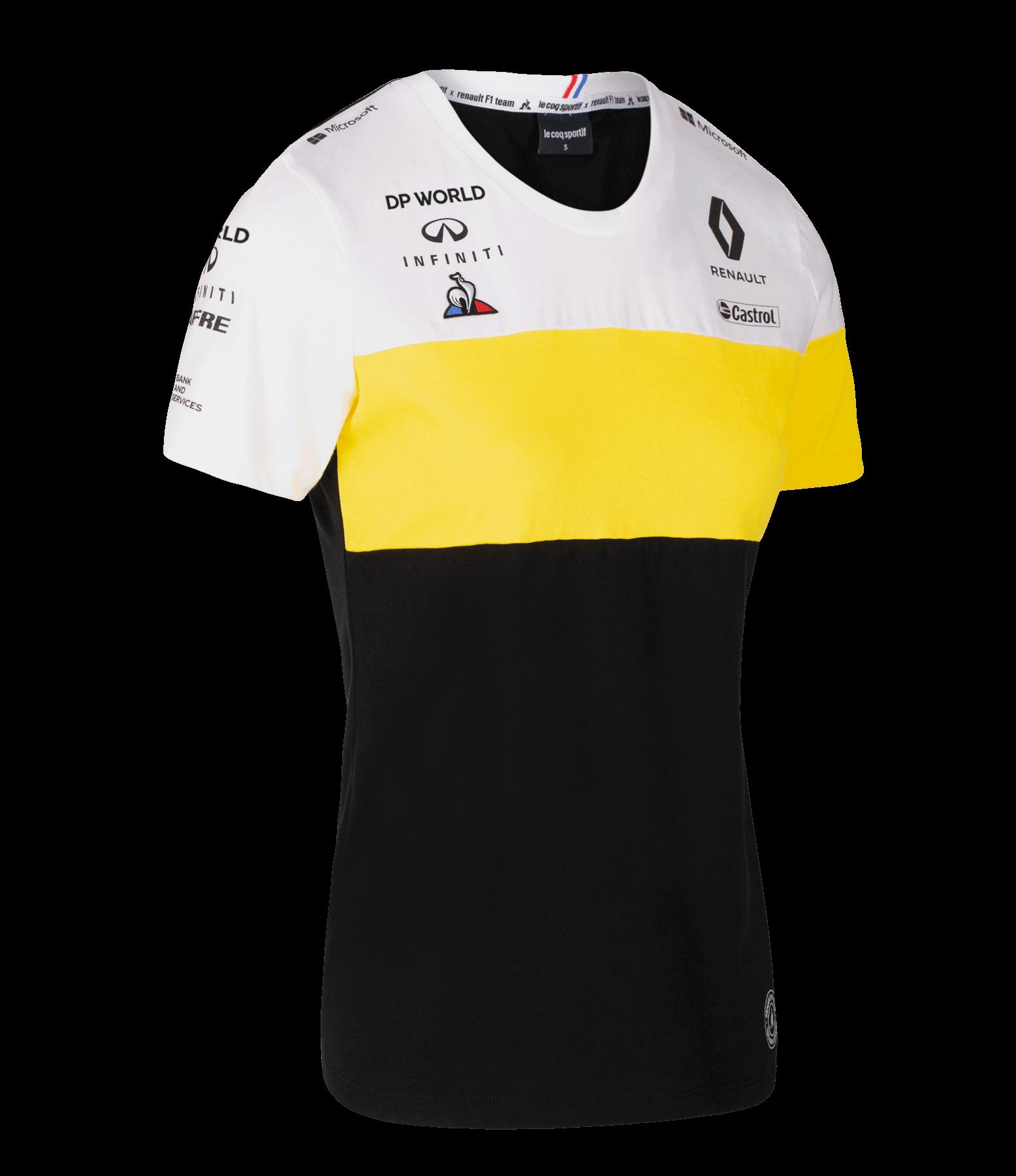 RENAULT DP WORLD F1® TEAM 2020 #3 Ricciardo Men's T-shirt