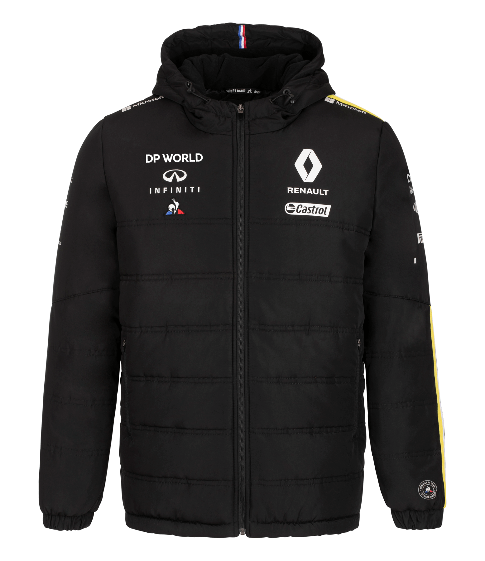 RENAULT DP WORLD F1® TEAM 2020 jacket