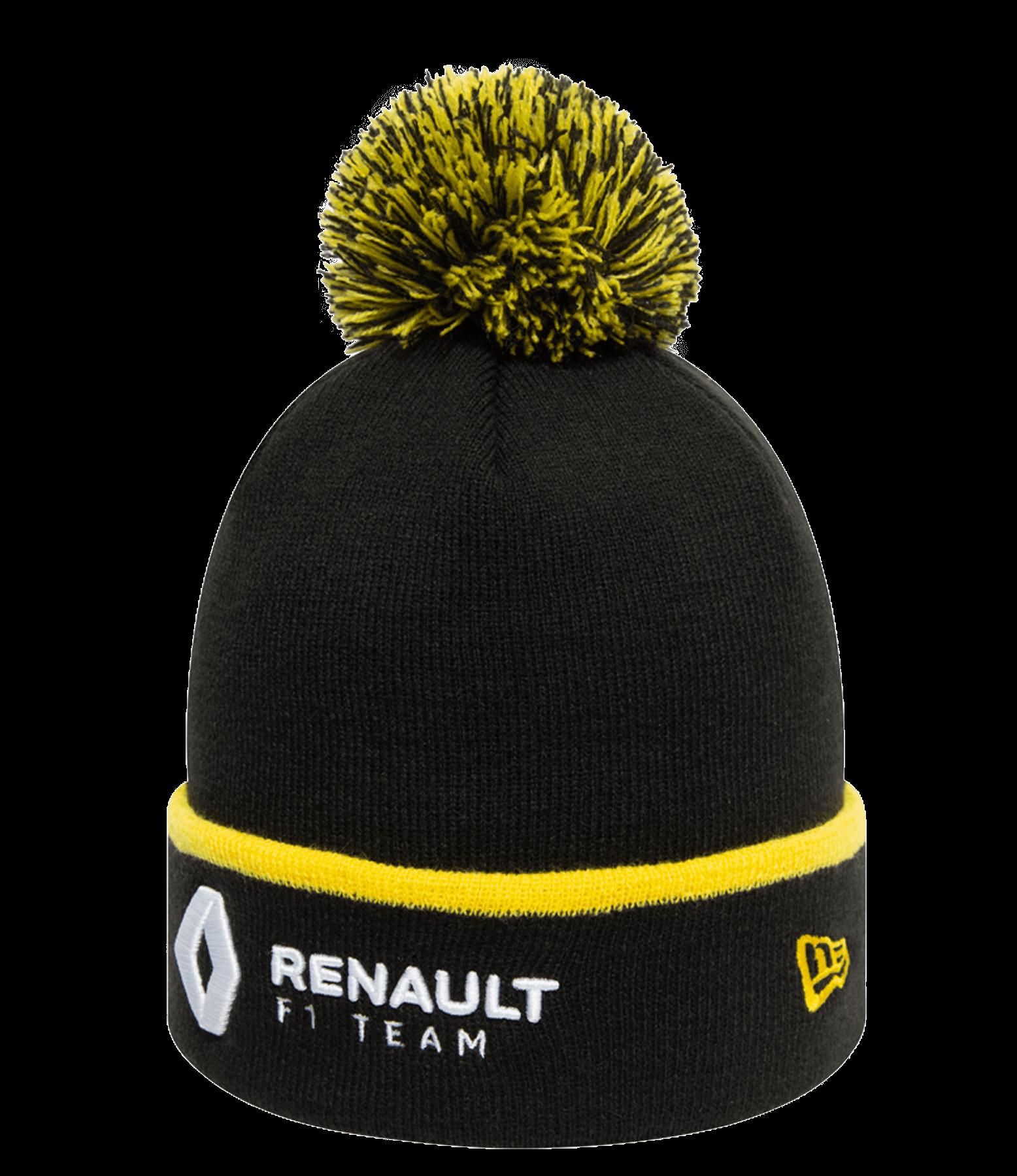 RENAULT F1® TEAM 2019 bobble beanie