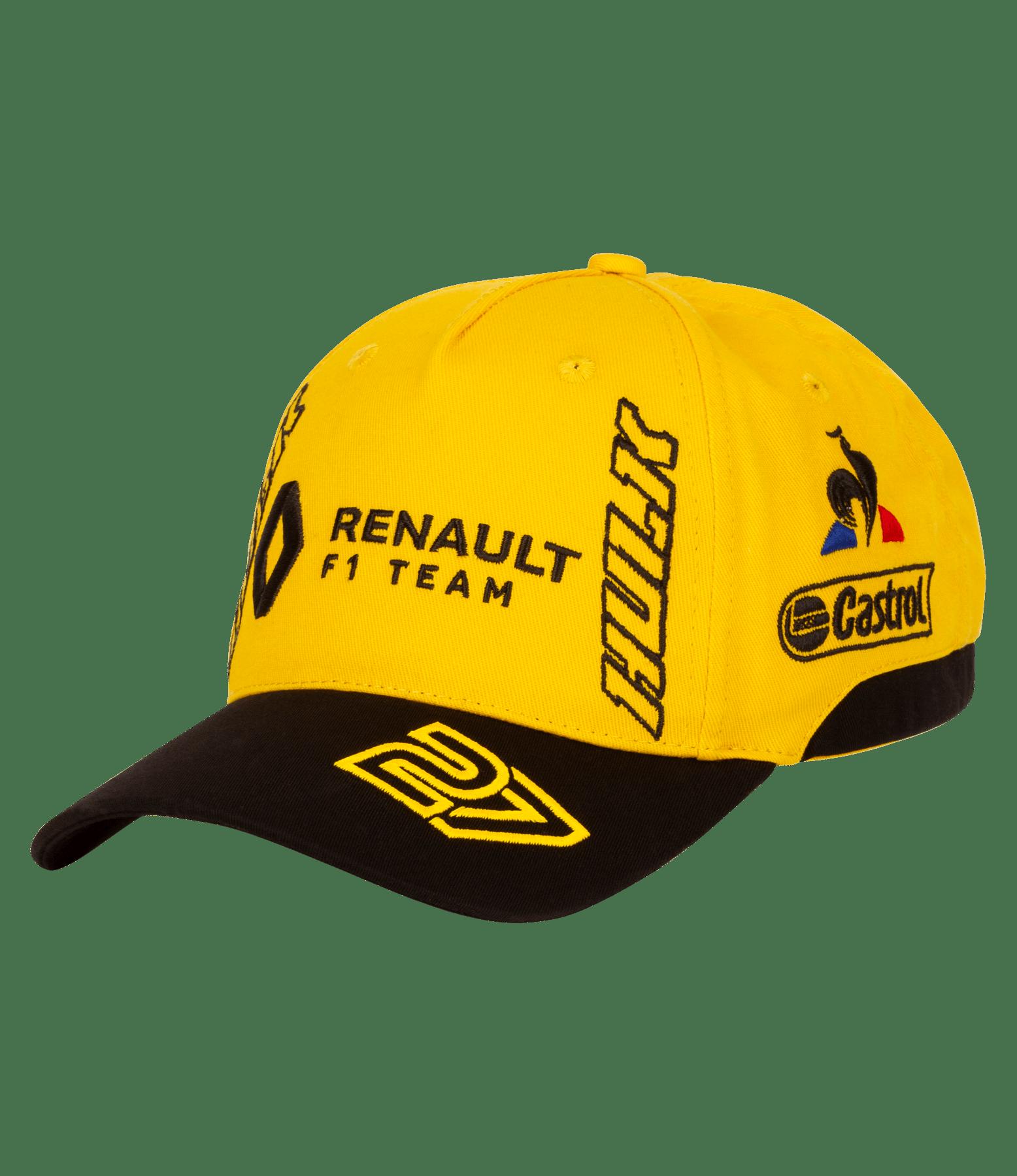 RENAULT F1® TEAM 2019 kid's cap - Hülkenberg