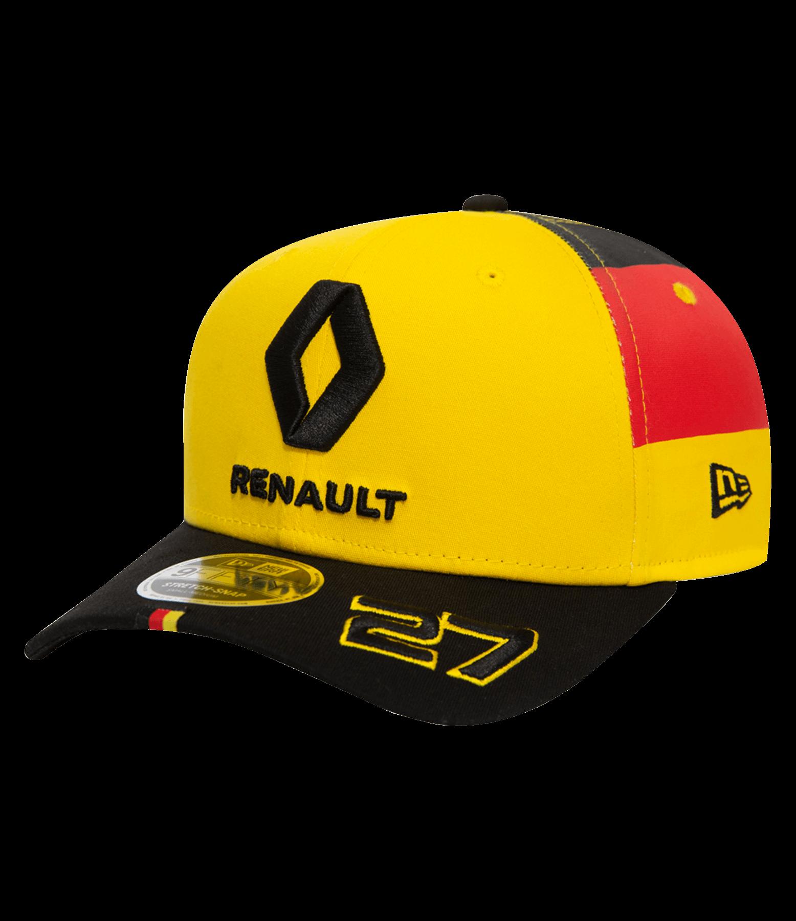 Nico Hülkenberg 2019 official cap - German GP special edition