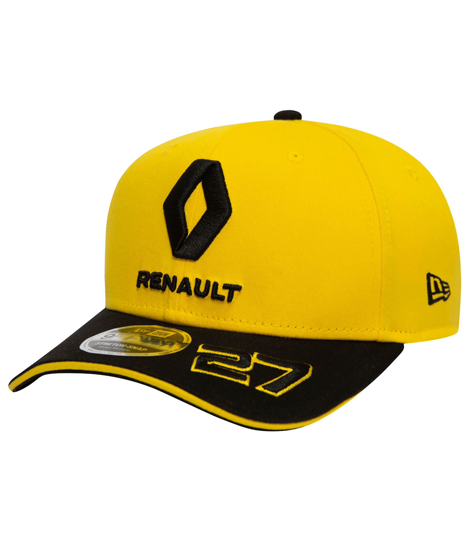 Nico Hülkenberg 2019 official cap - yellow