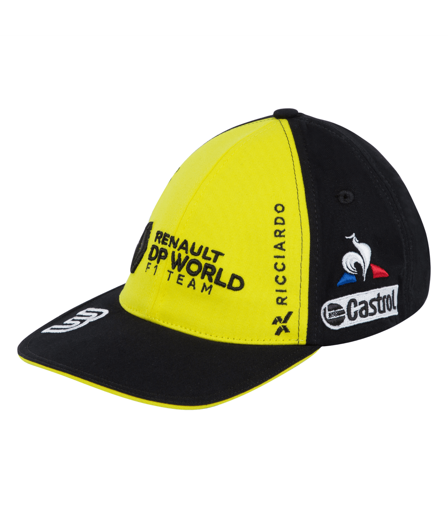 RENAULT DP WORLD F1® TEAM 2020 Ricciardo #3 kid's cap