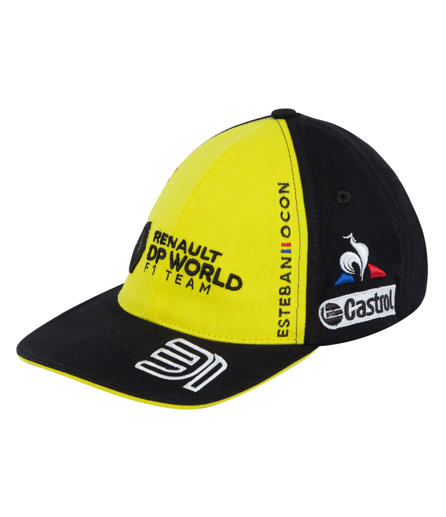 RENAULT DP WORLD F1® TEAM 2020 Ocon #31 kid's cap