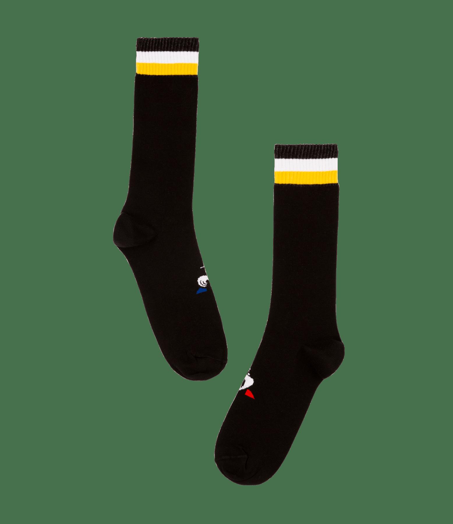 RENAULT F1® TEAM 2019 socks - black