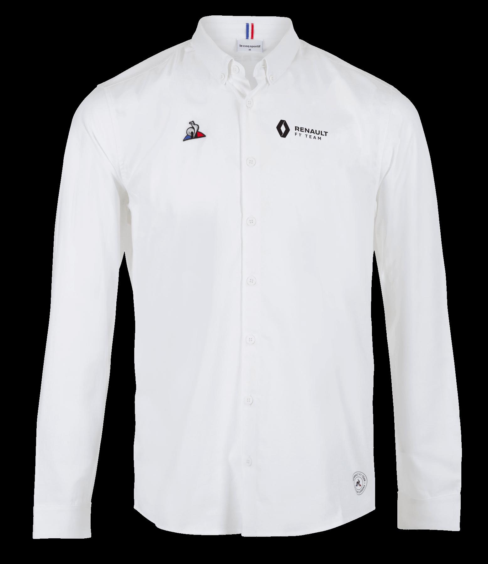 RENAULT F1® TEAM 2019 men's shirt - white