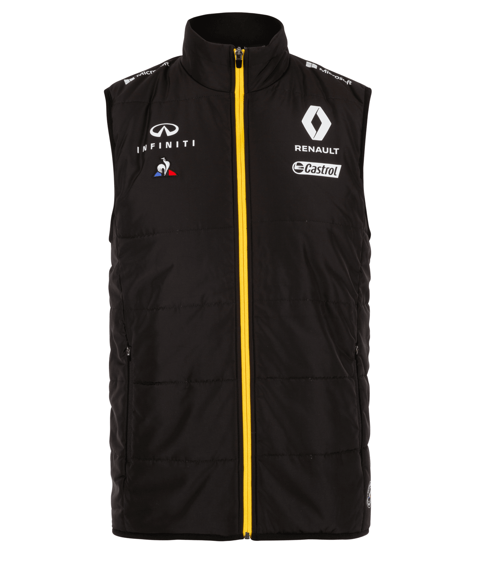 RENAULT F1® TEAM 2019 bodywarmer - black