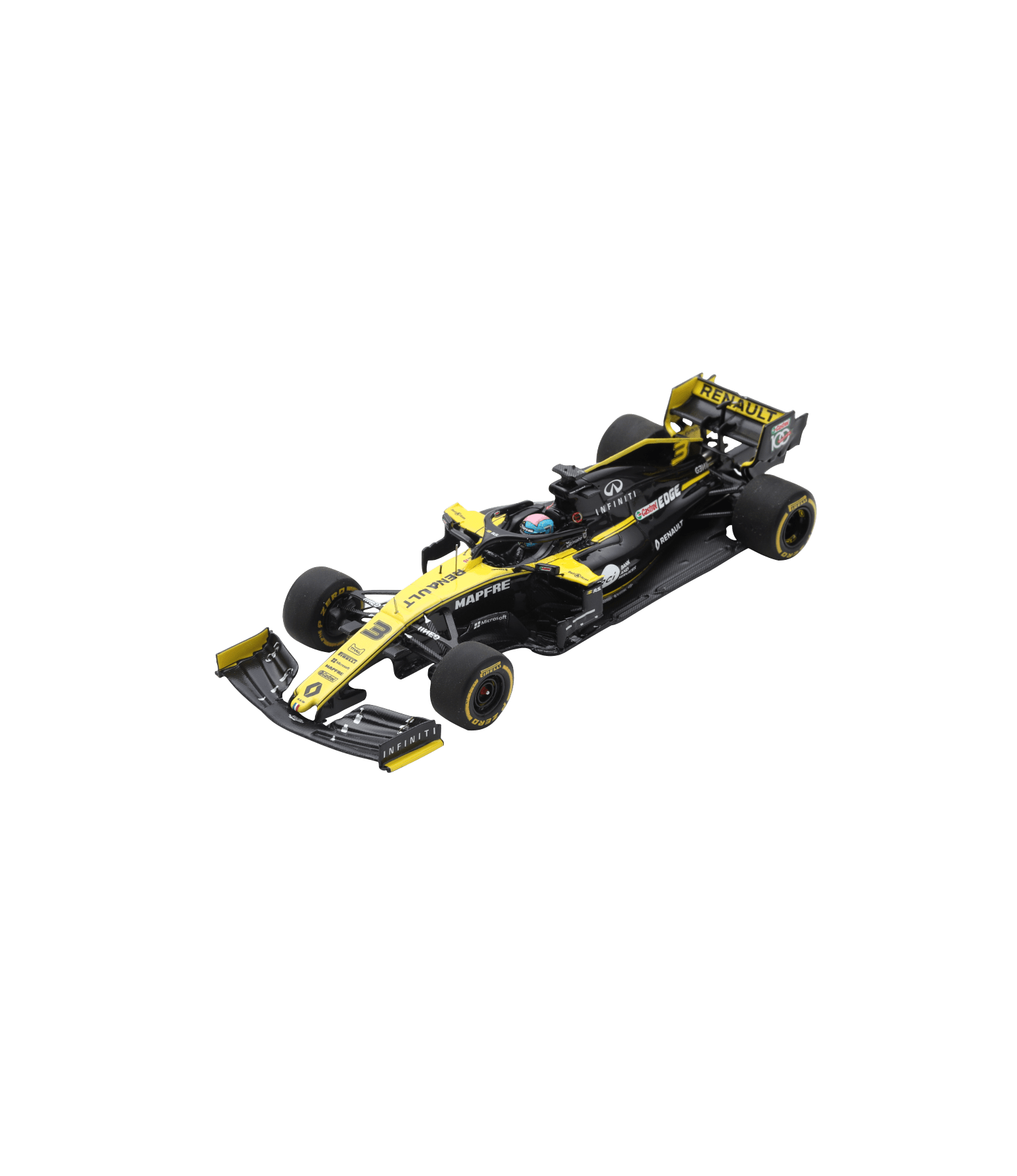RENAULT F1® Team 2019  R.S.19 #3 Daniel Ricciardo model car 1/43