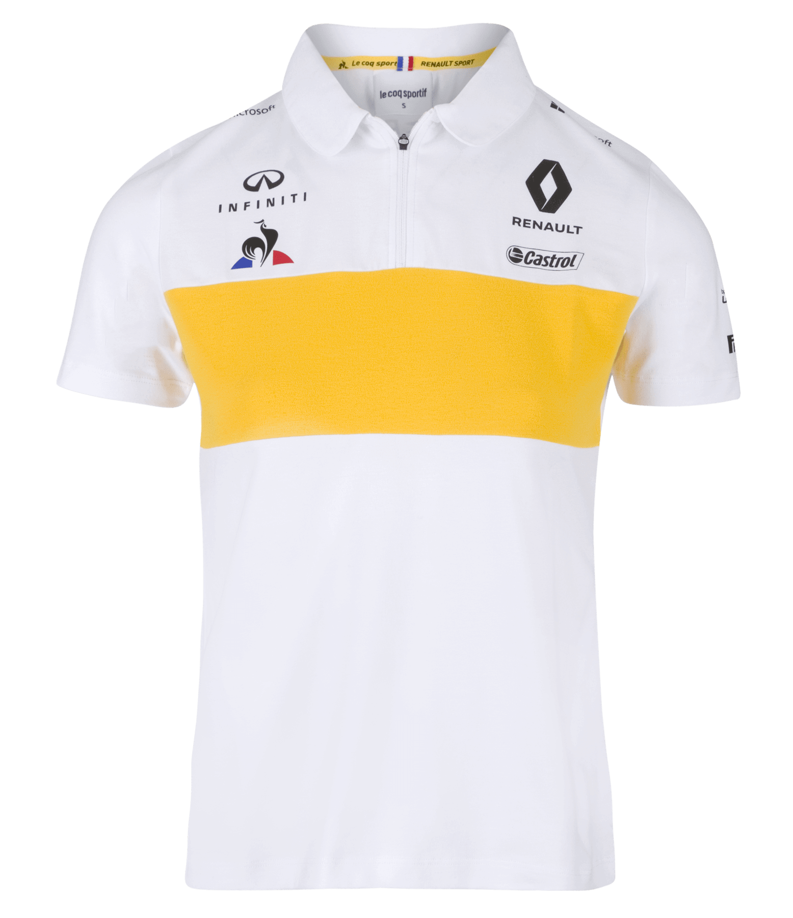 RENAULT SPORT FORMULA ONE™ Team 2018 women's polo shirt - white special edition