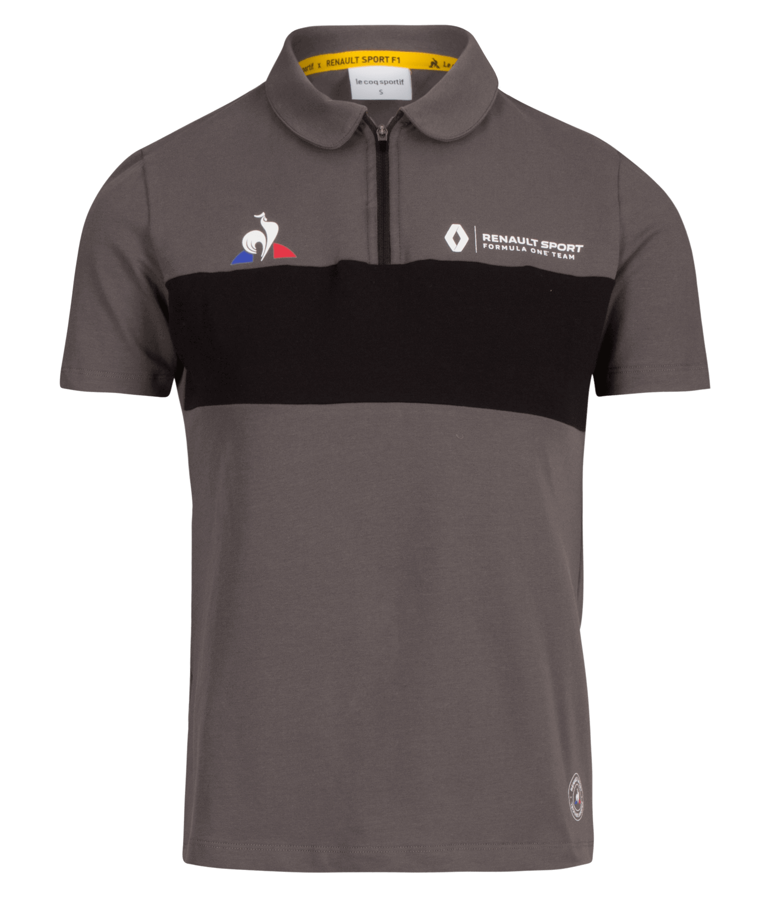 RENAULT SPORT FORMULA ONE™ Team 2018 women's Technical polo shirt - grey