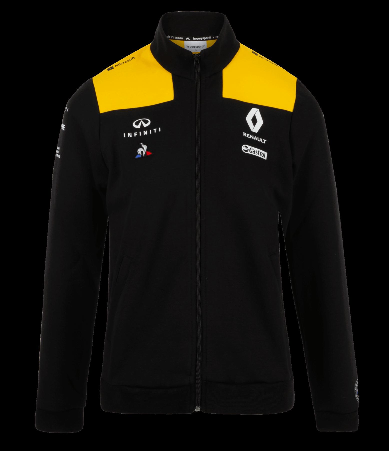 RENAULT F1® TEAM 2019 women's sweater - black