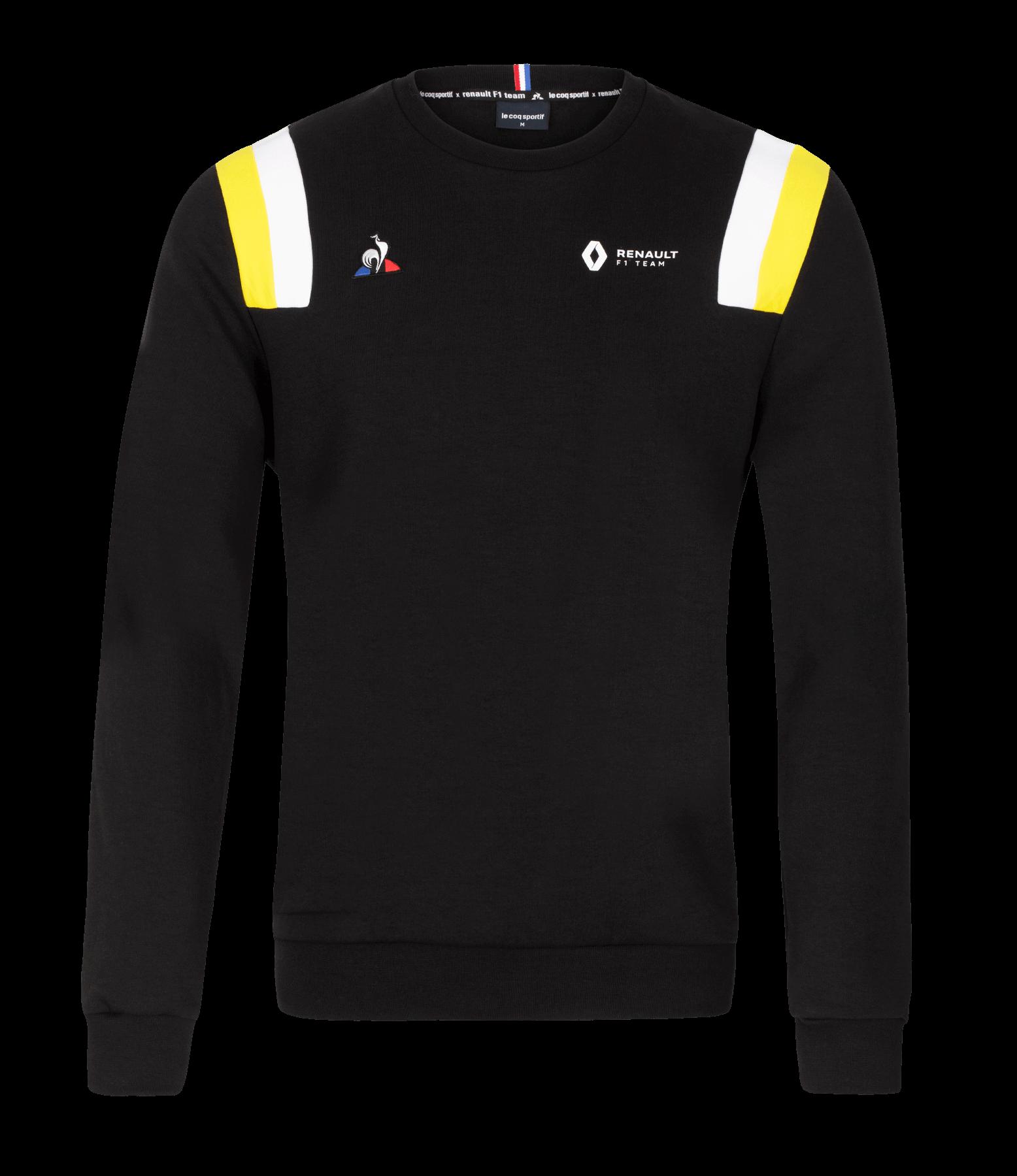 RENAULT F1® TEAM 2020 fan men's sweat - Black