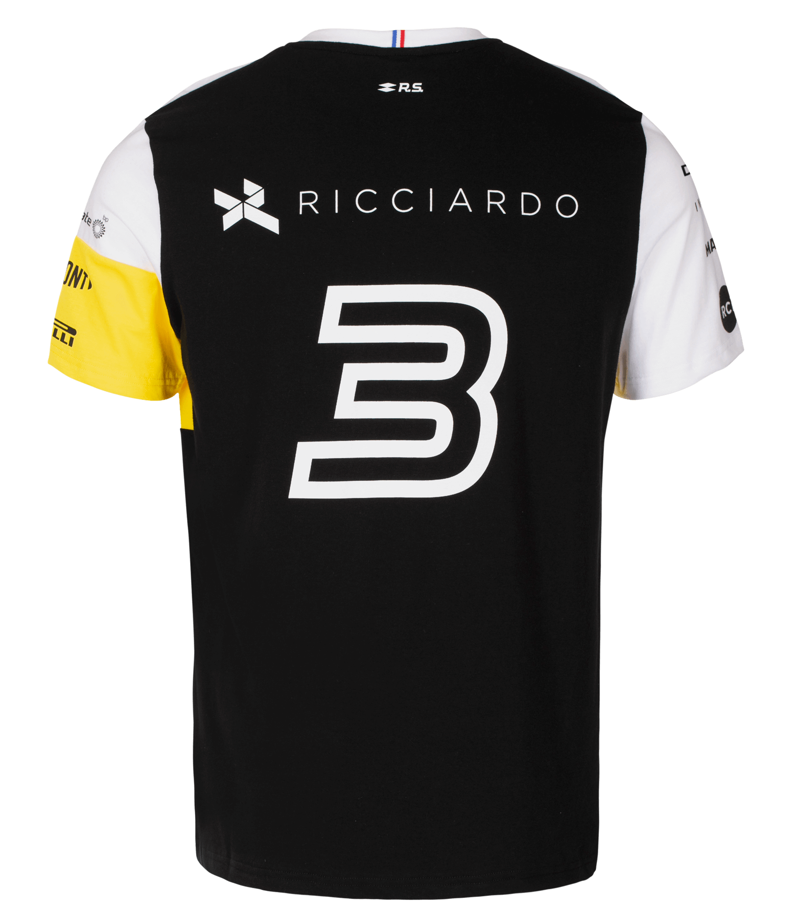 RENAULT DP WORLD F1® TEAM 2020 #3 Ricciardo kid's t-shirt
