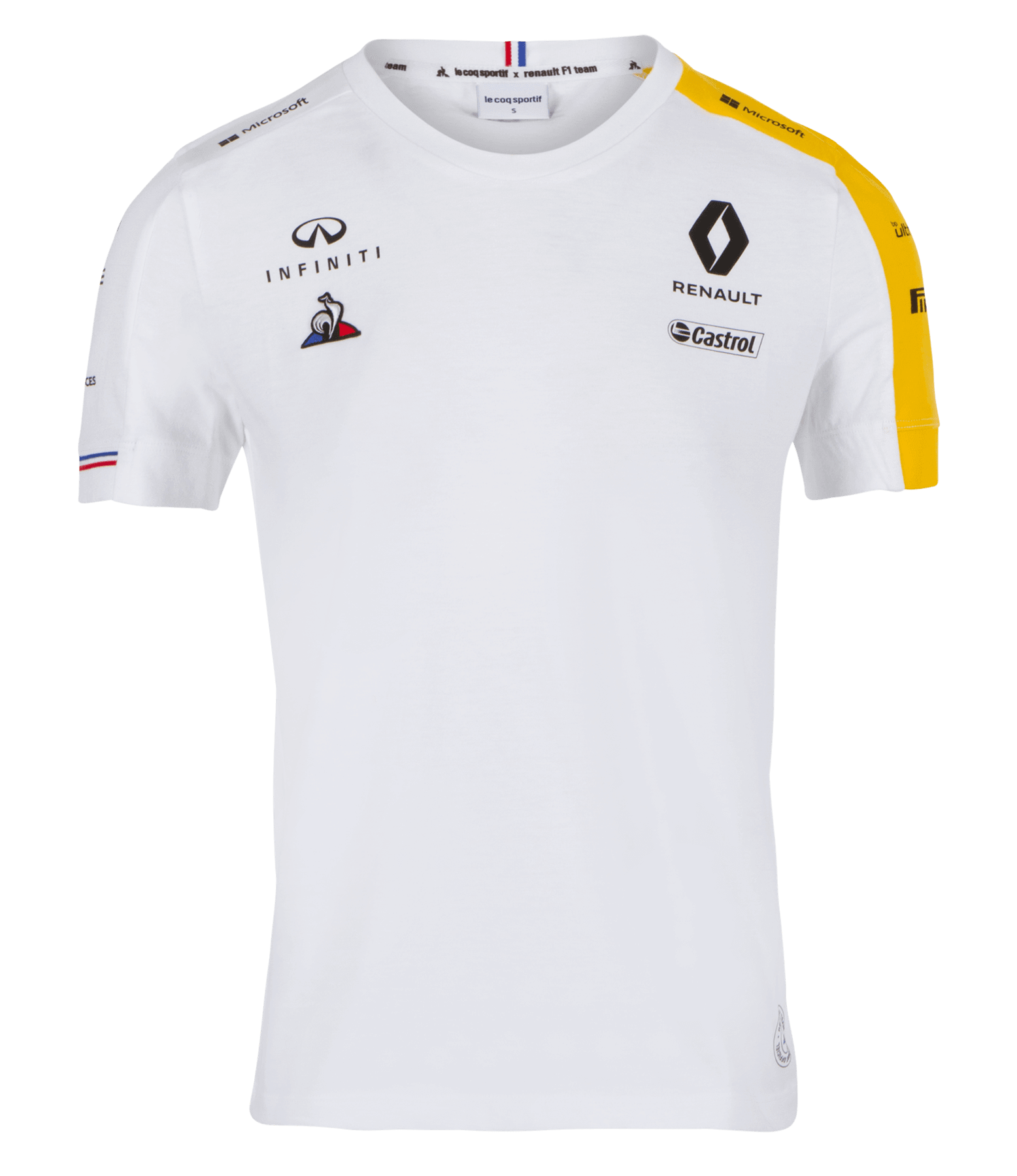 RENAULT F1® TEAM 2019 women's t-shirt - white