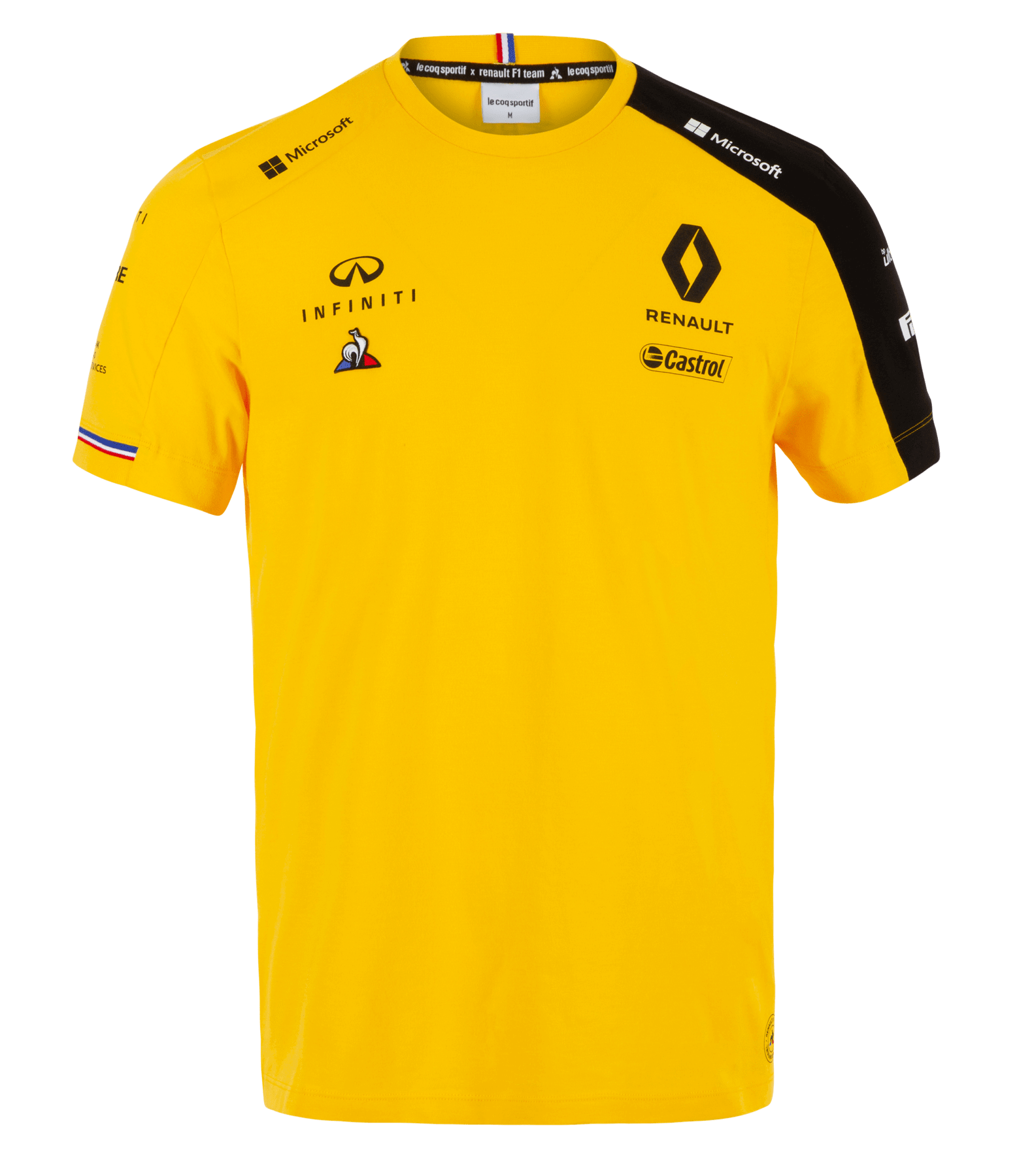 RENAULT F1® TEAM 2019 men's t-shirt - Hülkenberg size S