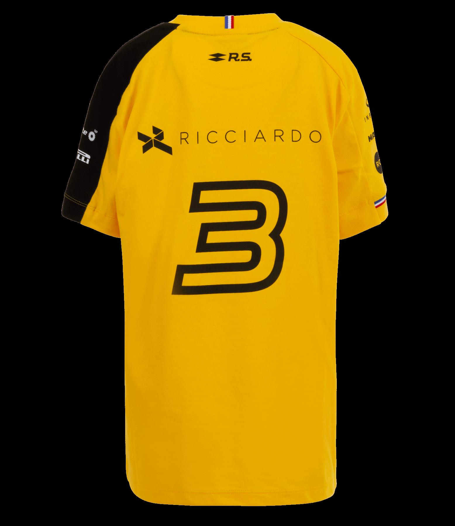 RENAULT F1® TEAM 2019 kid's t-shirt - Ricciardo