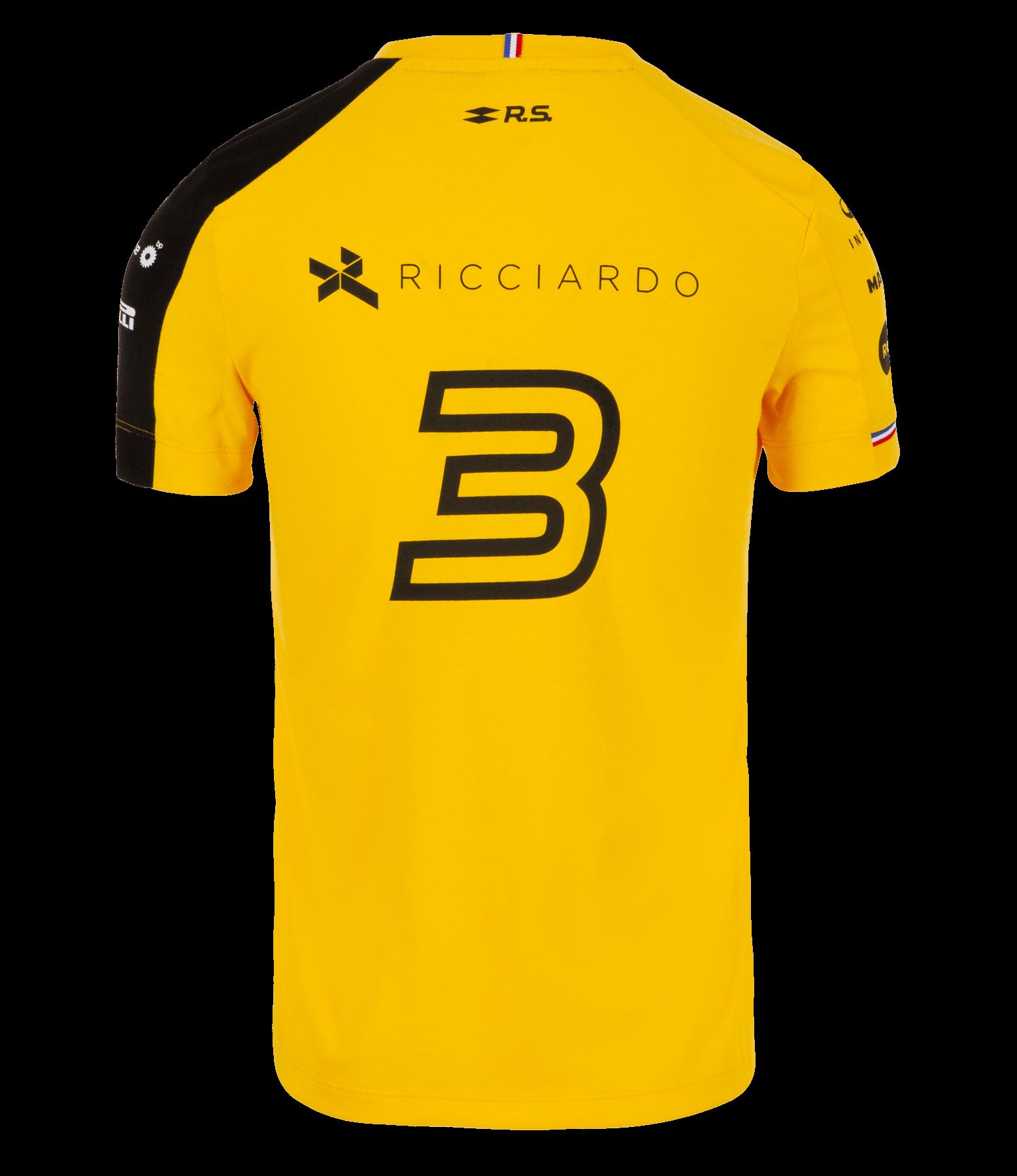 RENAULT F1® TEAM 2019 women's t-shirt - Ricciardo