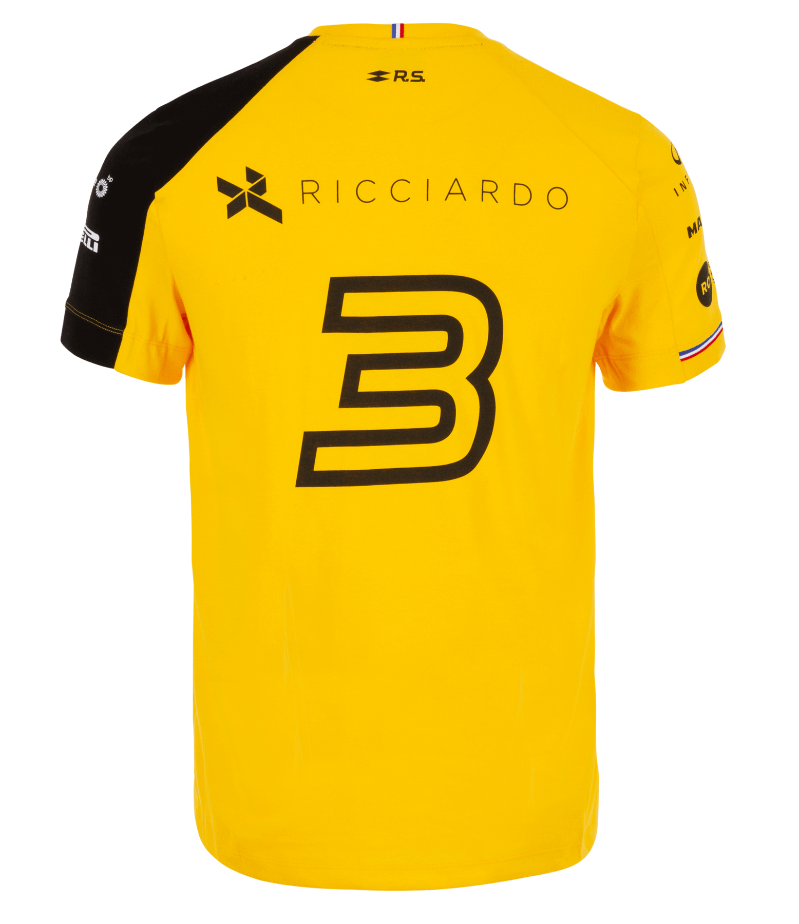 RENAULT F1® TEAM 2019 men's t-shirt - Ricciardo