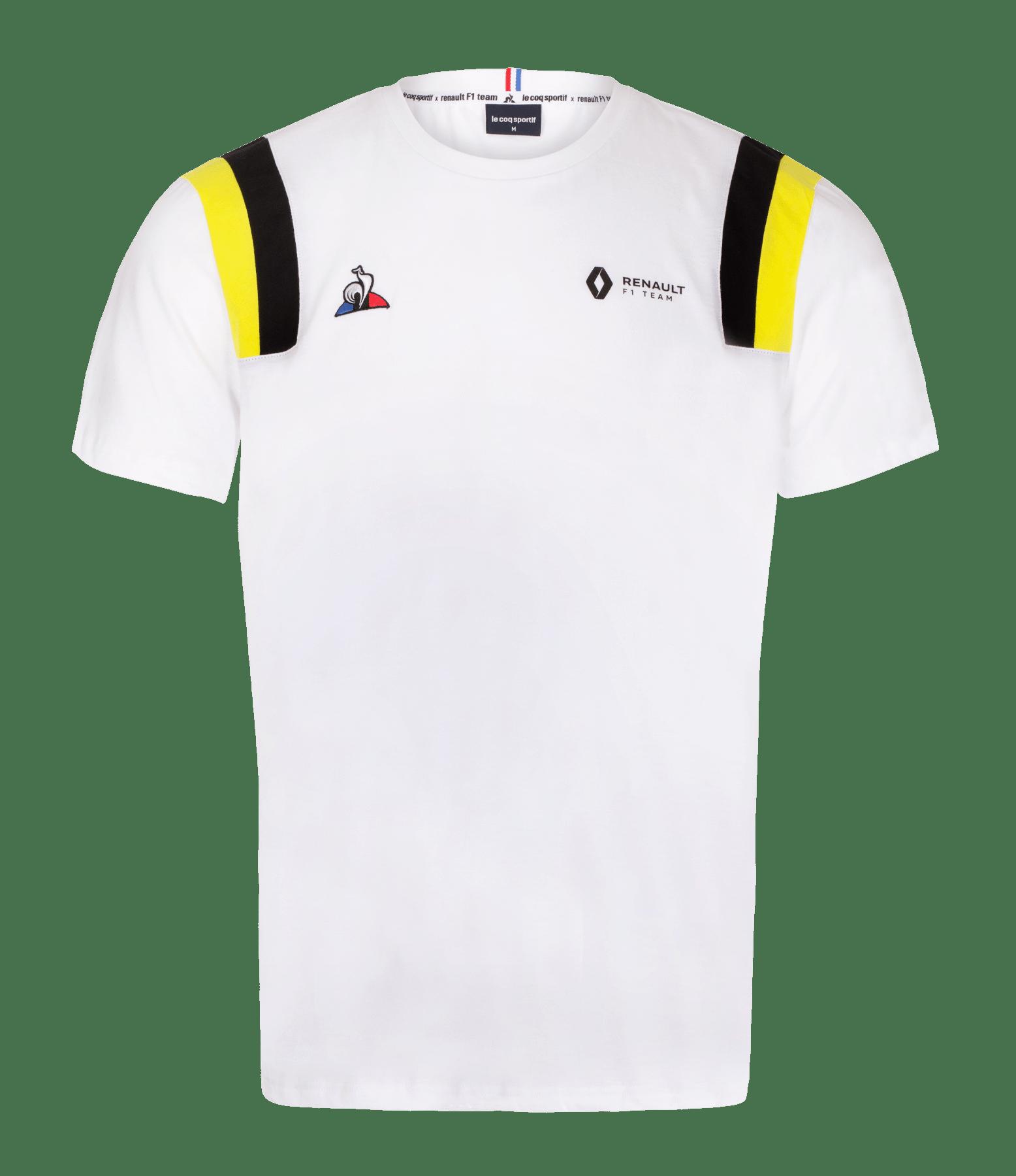 RENAULT F1® TEAM 2020 fan men's T-shirt - White