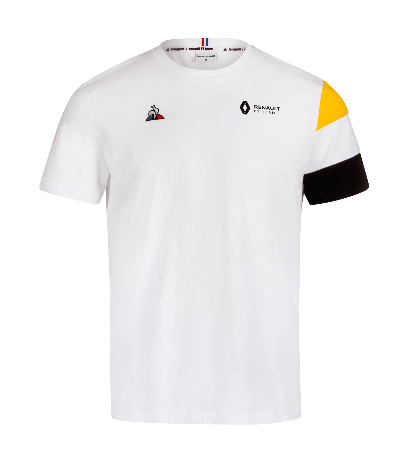RENAULT F1® TEAM fan men's T-shirt - white