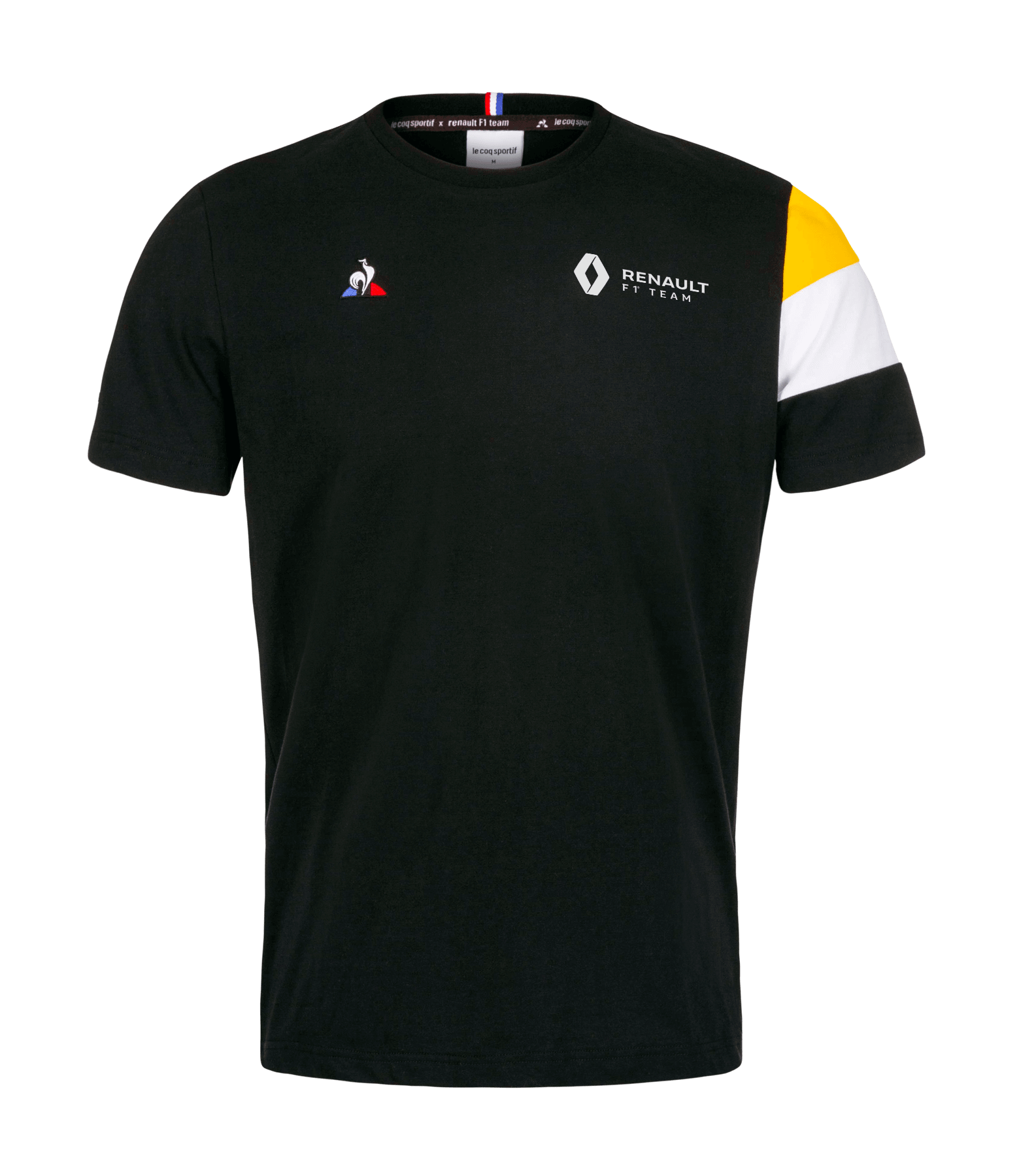 RENAULT F1® TEAM fan men's T-shirt - black