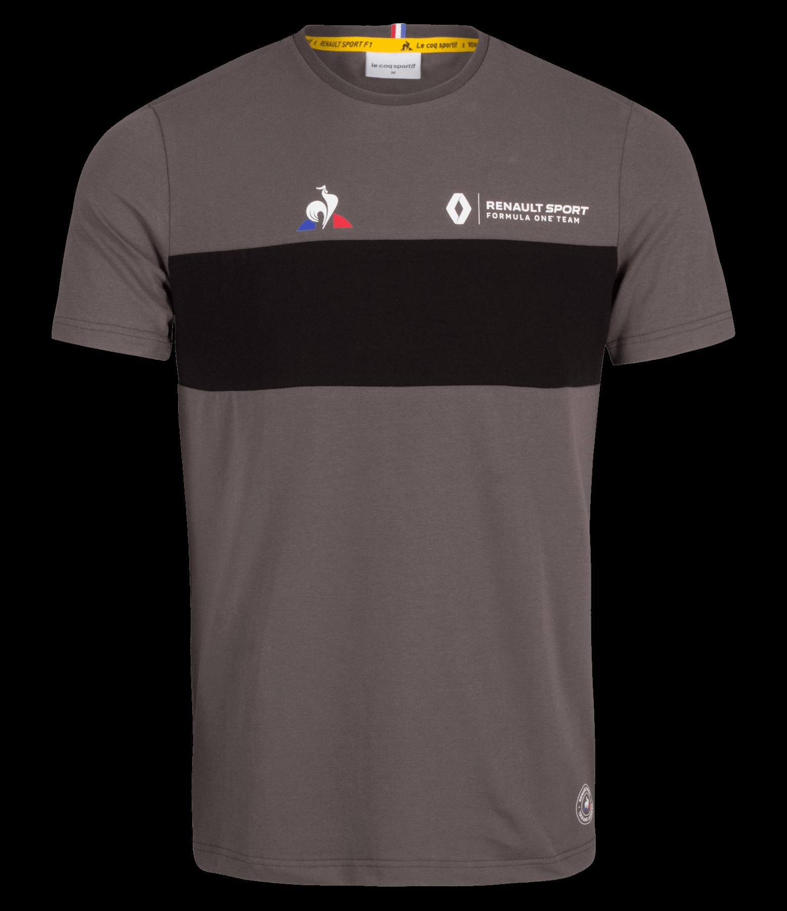 RENAULT SPORT FORMULA ONE™ Team 2018 men's Technical t-shirt - grey