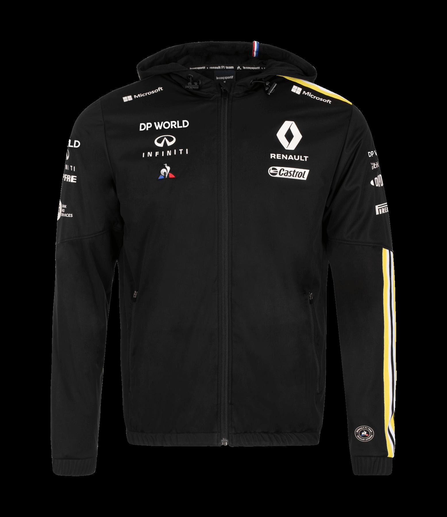 RENAULT DP WORLD F1 TEAM 2020 jacket - black