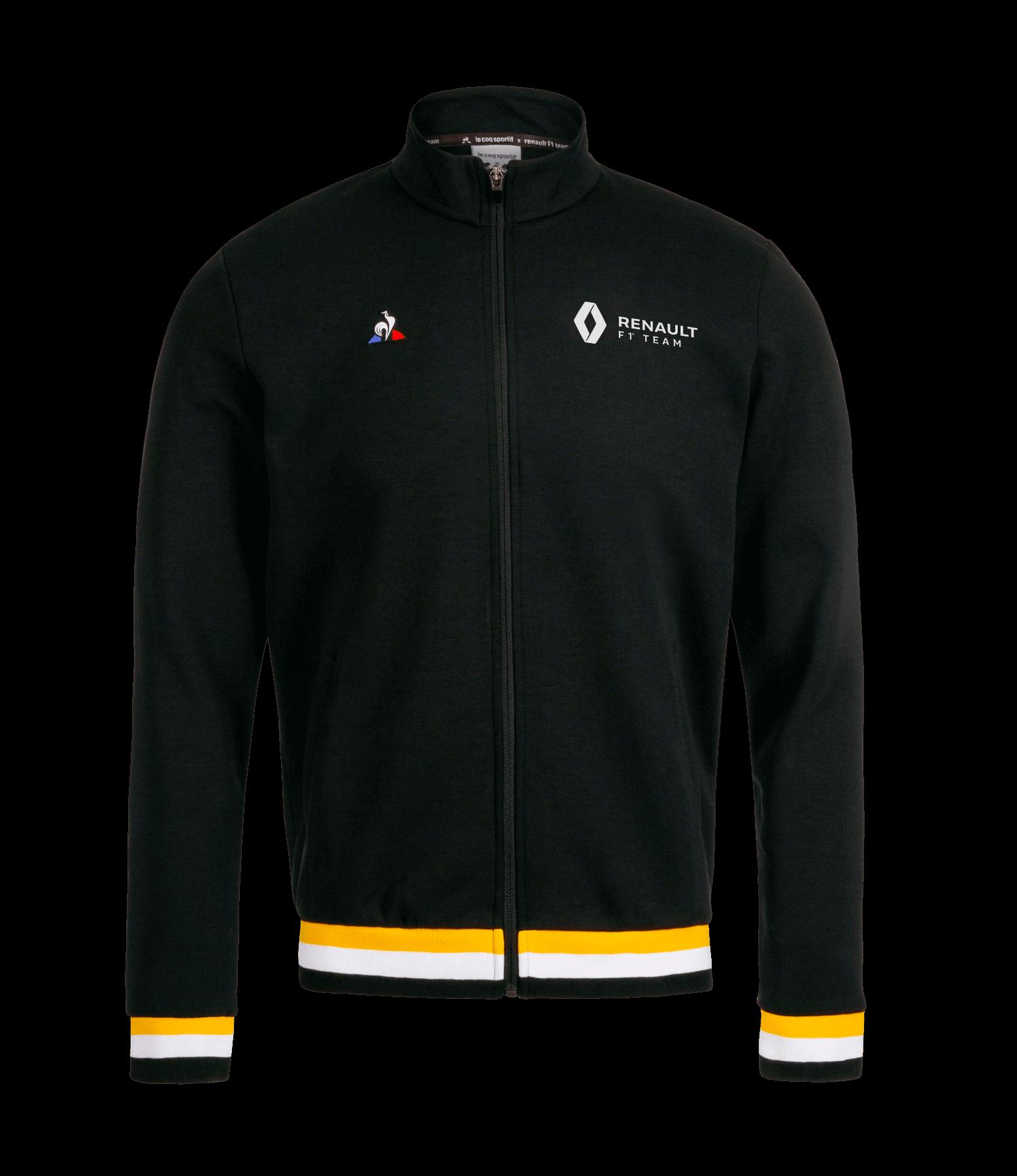 RENAULT F1® TEAM fan men's jacket - black