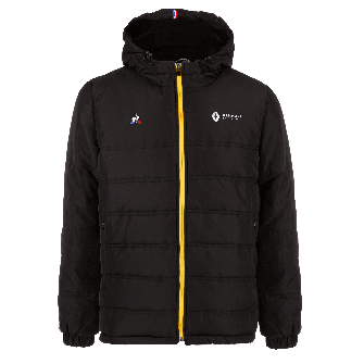 RENAULT F1® TEAM 2019 parka - black