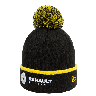 RENAULT F1® TEAM 2019 bobble beanie