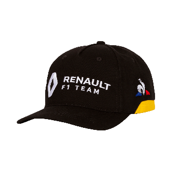 RENAULT F1® TEAM 2019 kid's cap - black