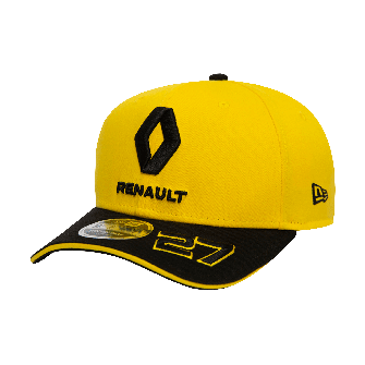 Nico Hülkenberg 2019 official cap - yellow