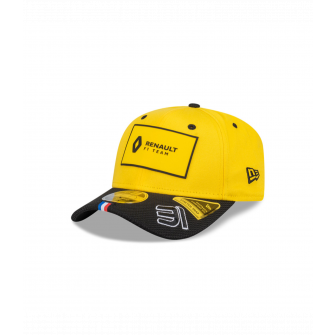 RENAULT DP WORLD F1 TEAM 2020 Ocon New Era Cap - yellow