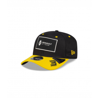 RENAULT DP WORLD F1 TEAM 2020 Ricciardo New Era Cap - Black