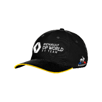 RENAULT DP WORLD F1® TEAM 2020 kid's cap - black