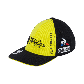 RENAULT DP WORLD F1® TEAM 2020 Ricciardo cap #3