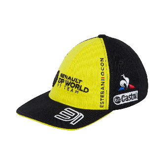 RENAULT DP WORLD F1® TEAM 2020 Ocon #31 kid's cap
