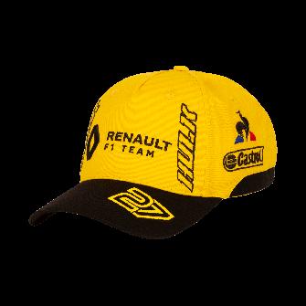 RENAULT F1® TEAM 2019 cap - Hülkenberg