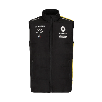 RENAULT DP WORLD F1® TEAM 2020 bodywarmer
