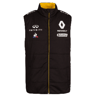 RENAULT SPORT FORMULA ONE™ TEAM 2018 body warmer - black