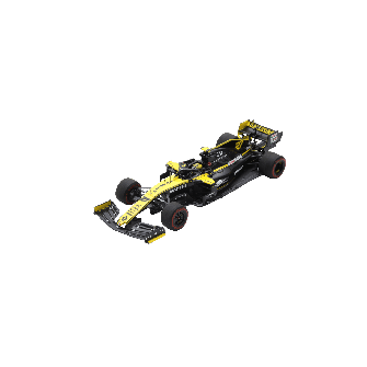 RENAULT F1® Team 2019  R.S.19 #27 Nico Hülkenberg model car 1/43