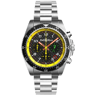 Watch BRV3-94 R.S.19 steel strap