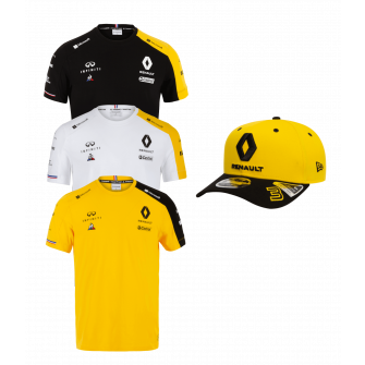 RENAULT F1® TEAM T-shirt pack