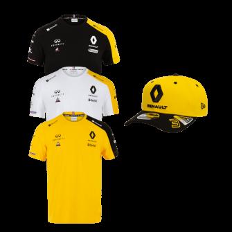 RENAULT F1® TEAM T-shirt pack