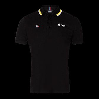 RENAULT F1® TEAM 2020 fan men's polo shirt - Black