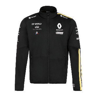 RENAULT DP WORLD F1® TEAM 2020 softshell black