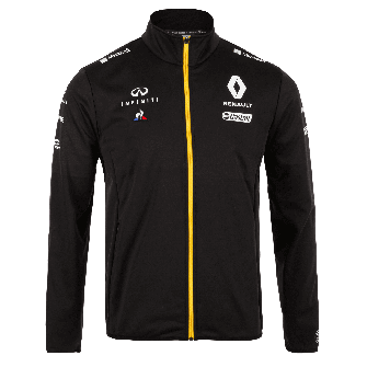 RENAULT F1® TEAM 2019 softshell - black